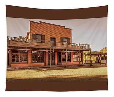 Paramount Ranch Saloon Tapestry