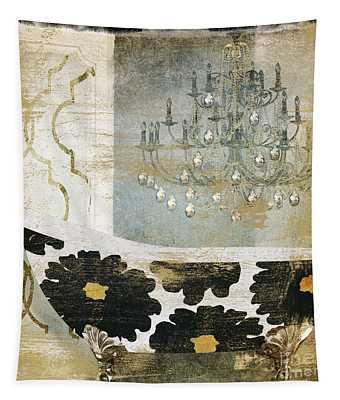 Paris Bath Tapestry
