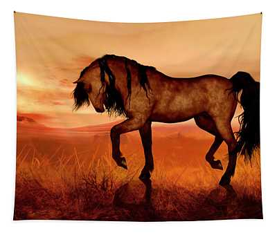 Paso Fino Tapestry