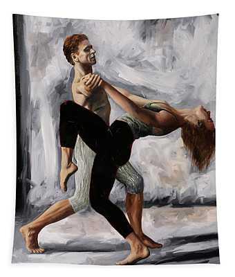 Passi Di Danza Tapestry