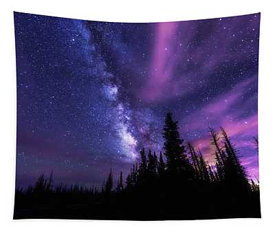 Blue Hour Photographs Wall Tapestries