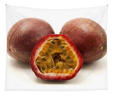 Passion Fruits Tapestry
