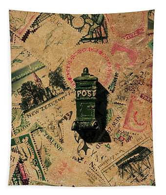 Past Letters In Post Tapestry