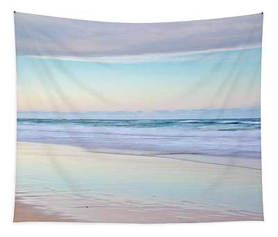 Pastel Reflections Tapestry