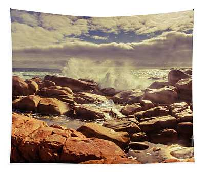 Pastel Seas Tapestry