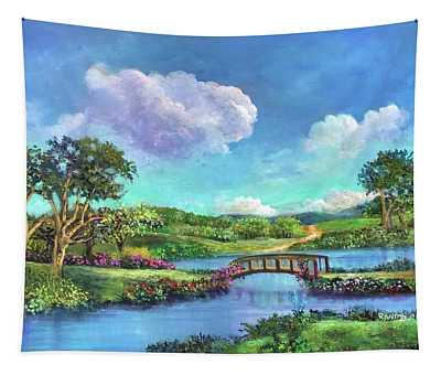 Pastoral Paradise Tapestry