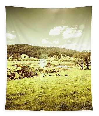 Pastoral Pyengana Tapestry