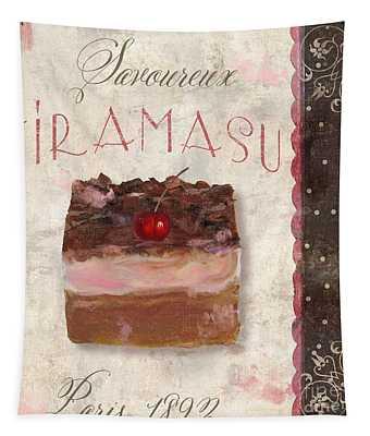 Patisserie Tiramasu  Tapestry