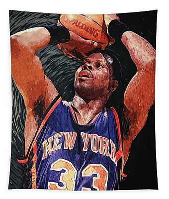Patrick Ewing Tapestry