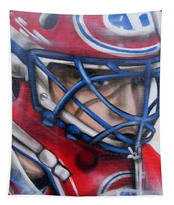 Patrick Roy ... Tapestry
