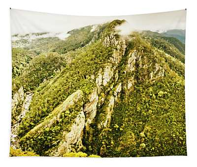 Peaks And Troughs Tapestry