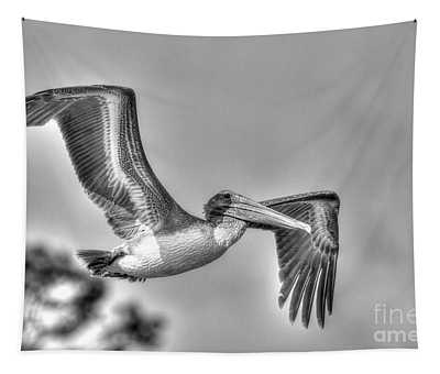 Pelican-4443 Bnw Tapestry