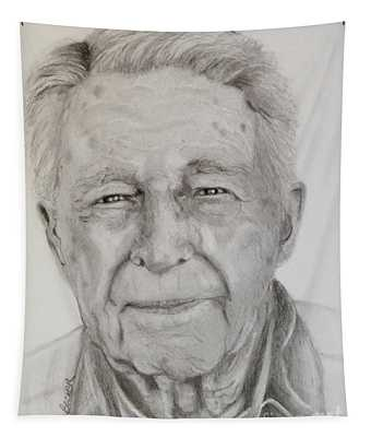 Pencil Study Tapestry