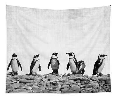 Penguins Tapestry