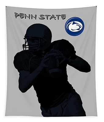 Penn State Football Tapestry