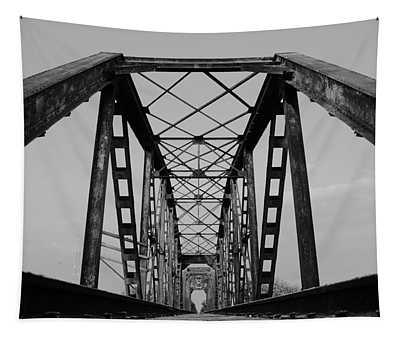 Pennsylvania Steel Co. Railroad Bridge Tapestry