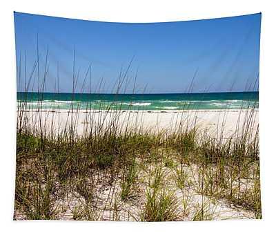 Pensacola Beach 1 - Pensacola Florida Tapestry