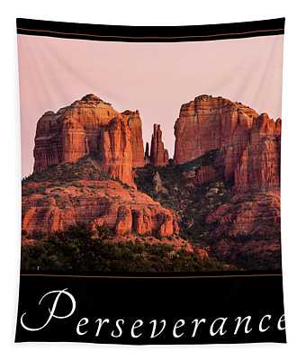 Perseverance Tapestry