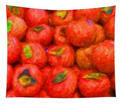 Persimmons Tapestry