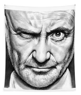 Phil Collins Tapestry