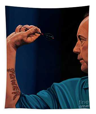 Phil Taylor The Power Tapestry