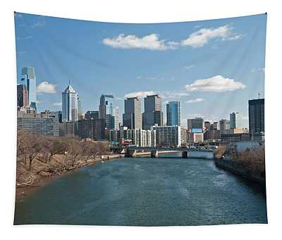 Philly Winter Tapestry