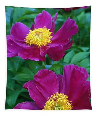 Pianese Flowers Tapestry
