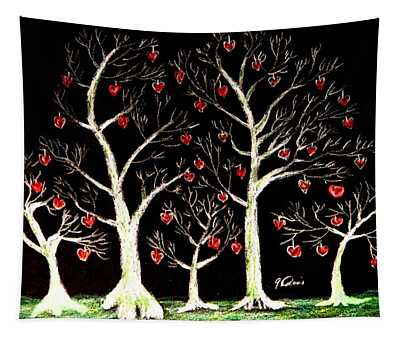 The Valentine Forest Tapestry