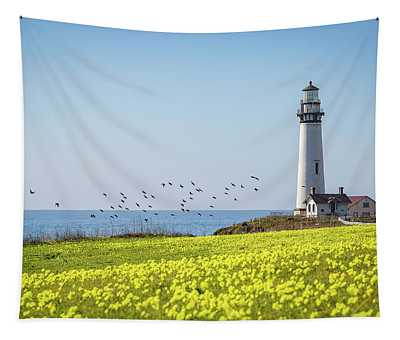 Pigeon Point Light Station Historic Park Tapestry