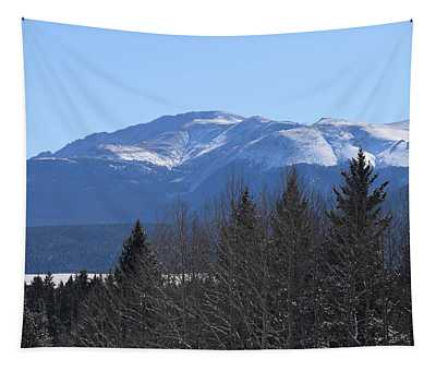 Pikes Peak Cr 511 Divide Co Tapestry