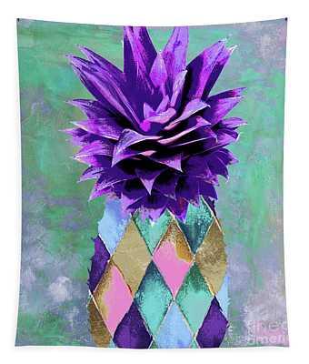 Pineapple Juice Tapestry
