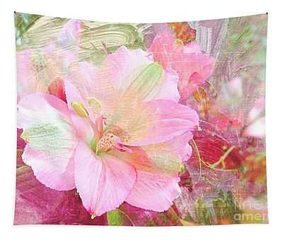 Pink Heaven Tapestry