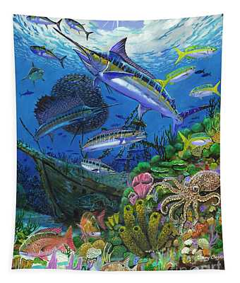 Pirates Reef Tapestry