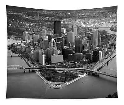 Pittsburgh 8 Tapestry
