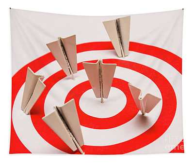 Plane Goal Tapestry