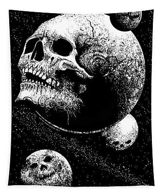 Planetary Decay Tapestry