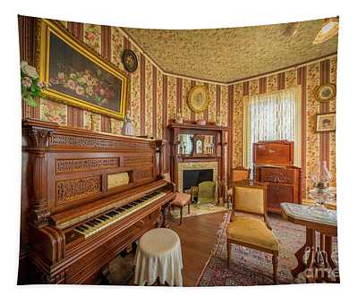 Player Piano Tapestry