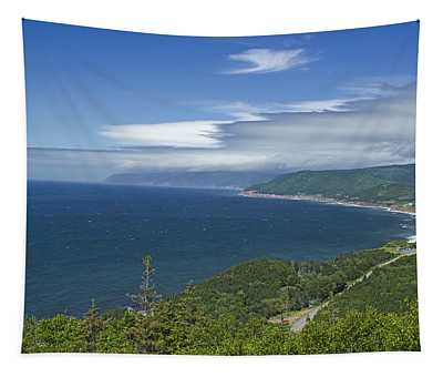Pleasant Bay - Cape Breton Island Tapestry