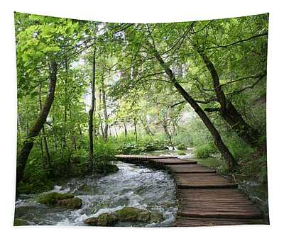 Plitvice Lakes National Park Tapestry