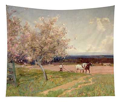 Ploughing Tapestry