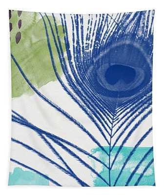 Plumage 3- Art By Linda Woods Tapestry