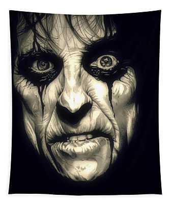 Poison Alice Cooper Tapestry
