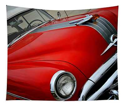 Pontiac Chieftain 1954 Front Tapestry