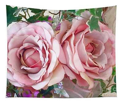 Porch Roses Tapestry