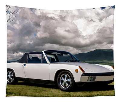 Porsche 914 Tapestry