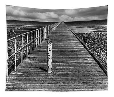 Port Germein Long Jetty Tapestry