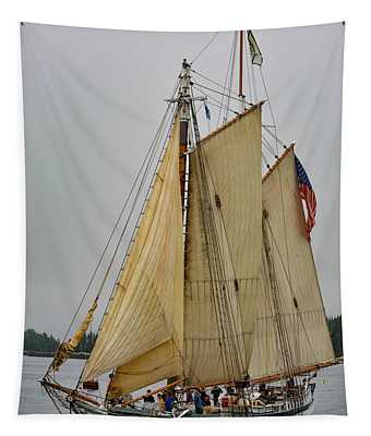 Port Side Tapestry