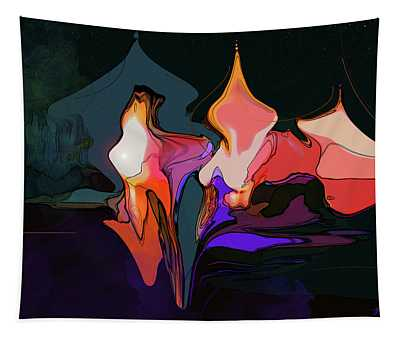 Ports Of Call Tapestry