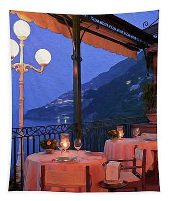 Positano, Beauty Of Italy - 05 Tapestry