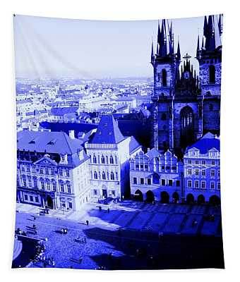 Prague Cz Tapestry